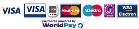 we take cardpayments